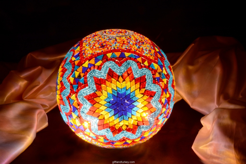 photo bazaar istanbul mosaic lamp turkish stock on beautiful image