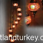 All Glass Turkish Light