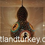 Turkish Handmade Pendant Light