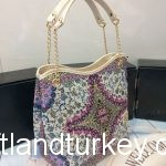 Turkish Silk Bag