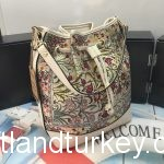 Turkish Traditional Carpet Design Hand Bag