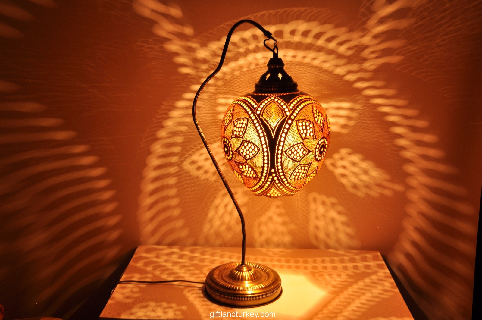 of gallery shell inspirational beautiful moroccan ideas shaped table united home lamps zara kingdom lamp