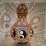 Yinyang middle easth lamp